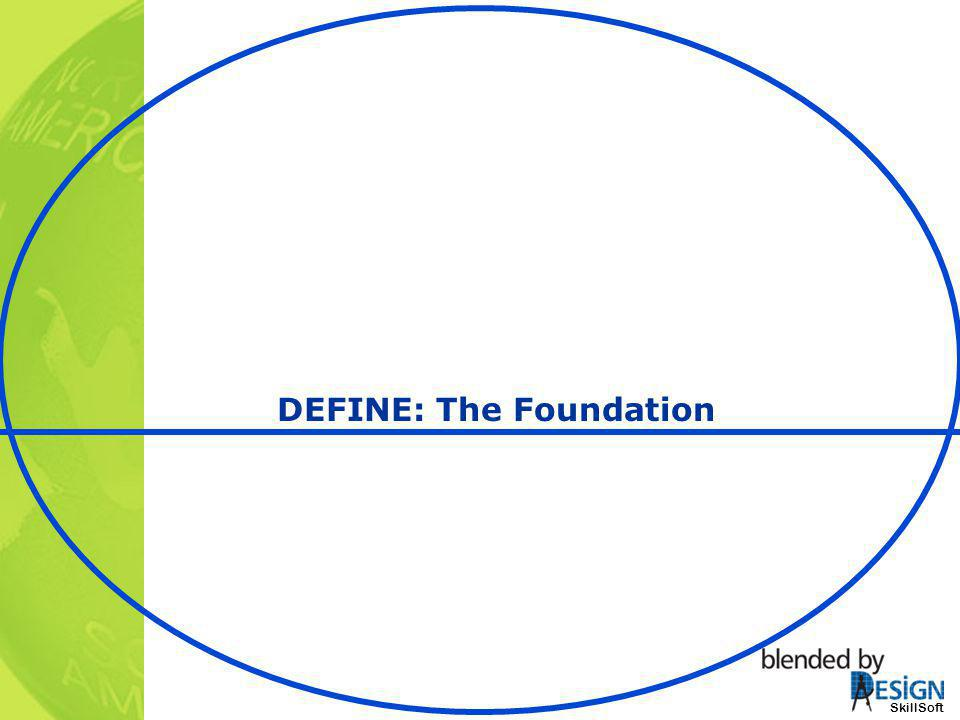 DEFINE: The Foundation