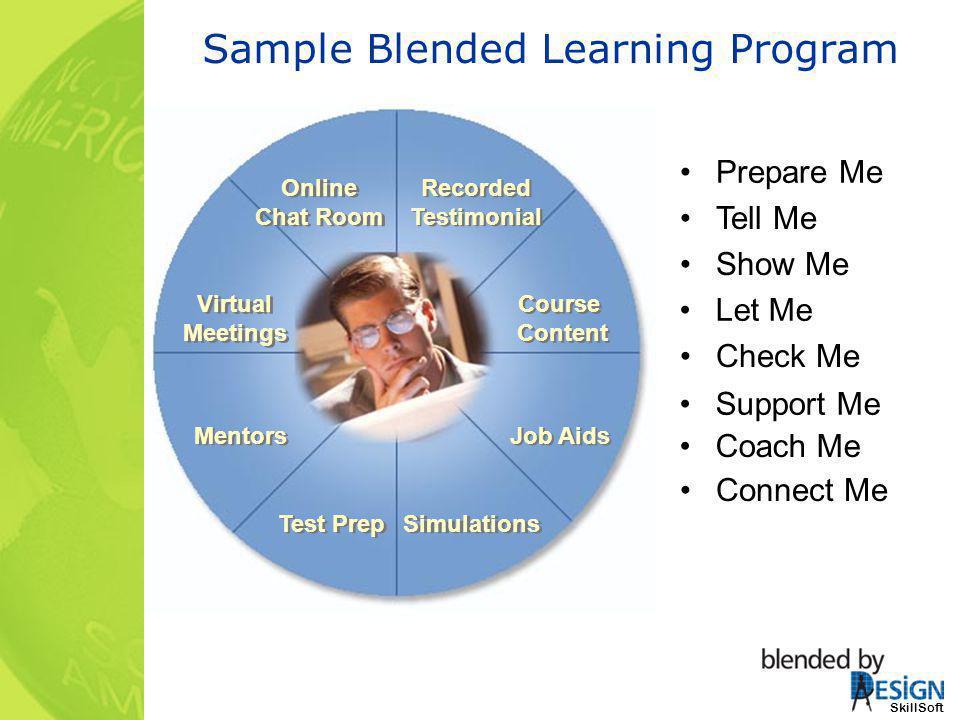 Sample Blended Learning Program