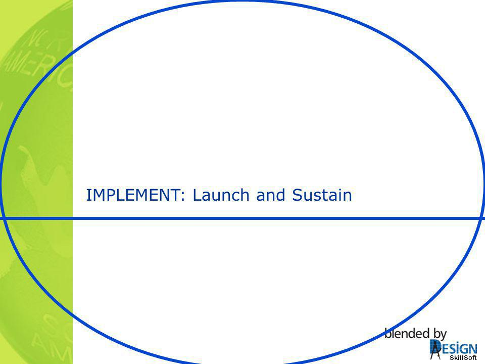 IMPLEMENT: Launch and Sustain