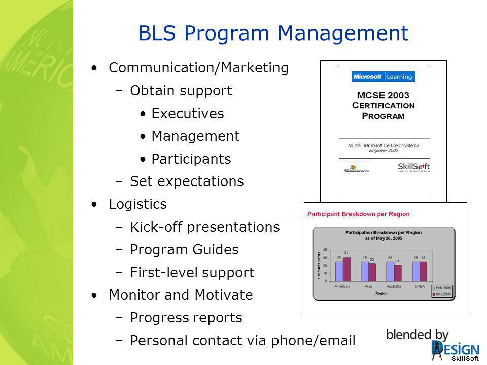 BLS Program Management