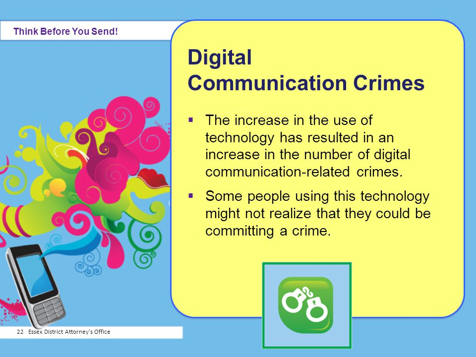 Digital Communication Crimes