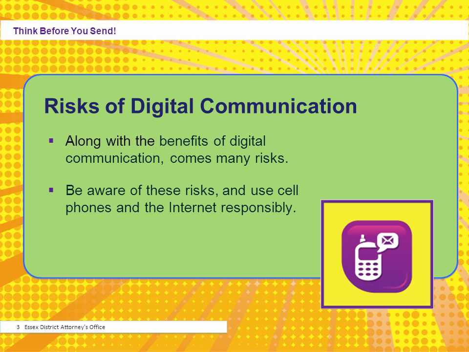 Risks of Digital Communication