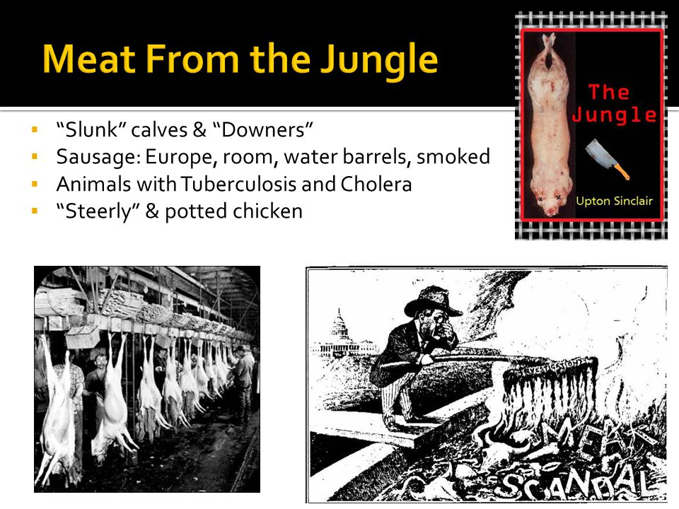 Meat From the Jungle Slunk calves & Downers