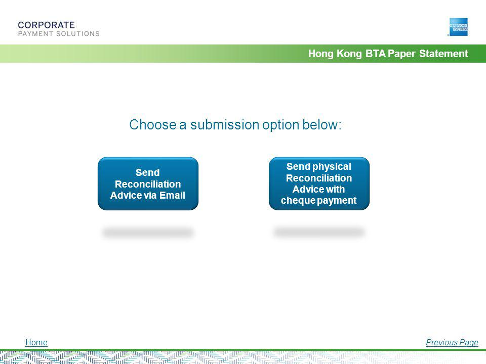 Choose a submission option below: