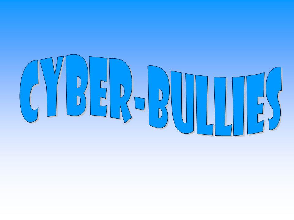 cyber-bullies