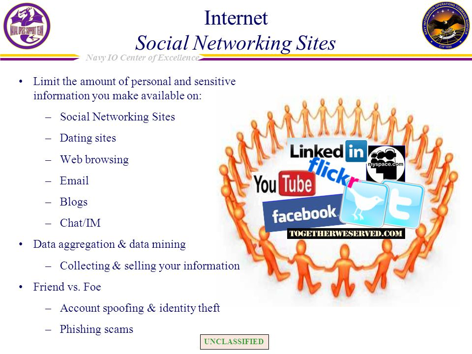 Internet Social Networking Sites