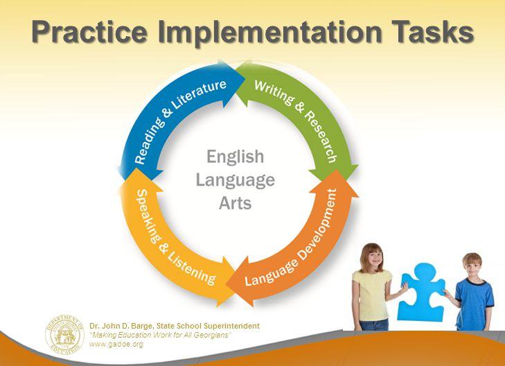 Practice Implementation Tasks