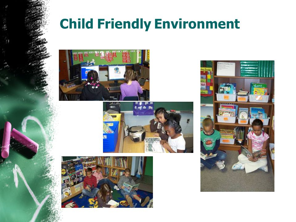 Child Friendly Environment