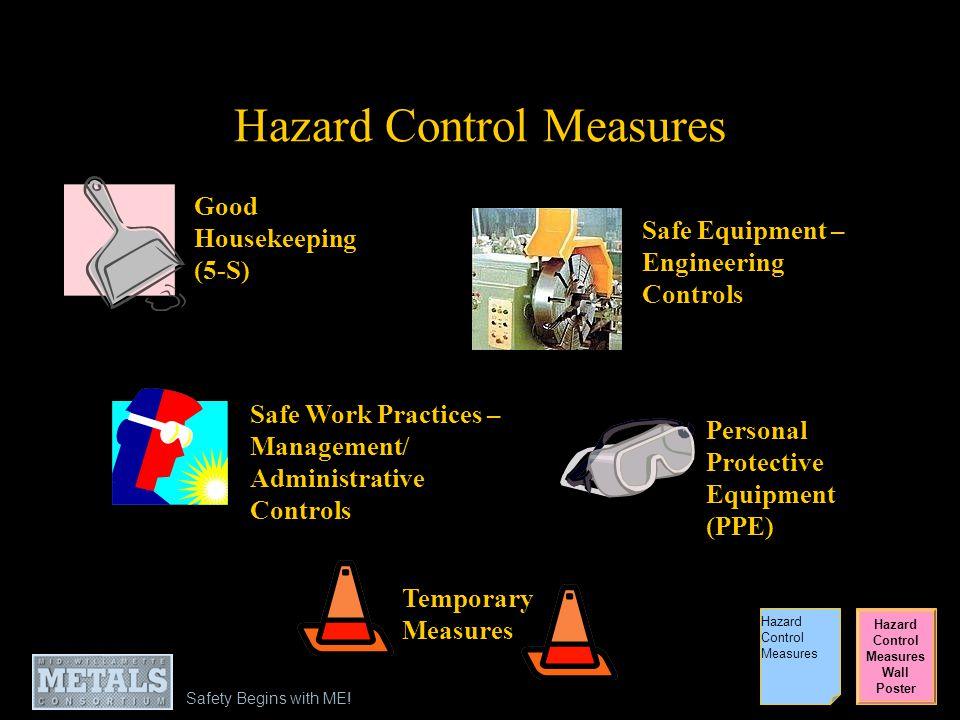 Hazard Control Measures