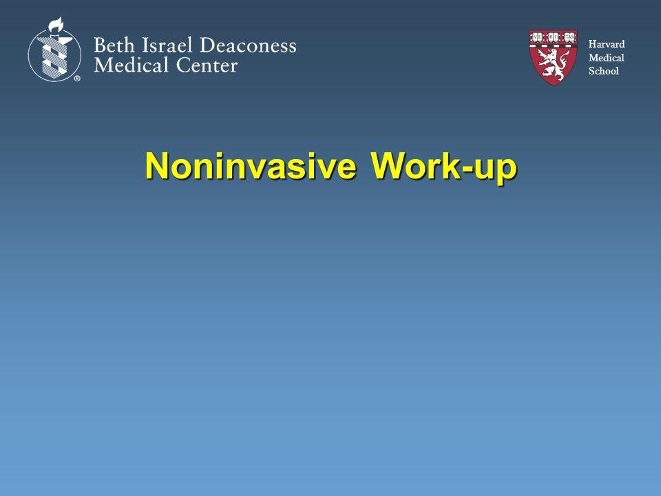 Noninvasive Work-up