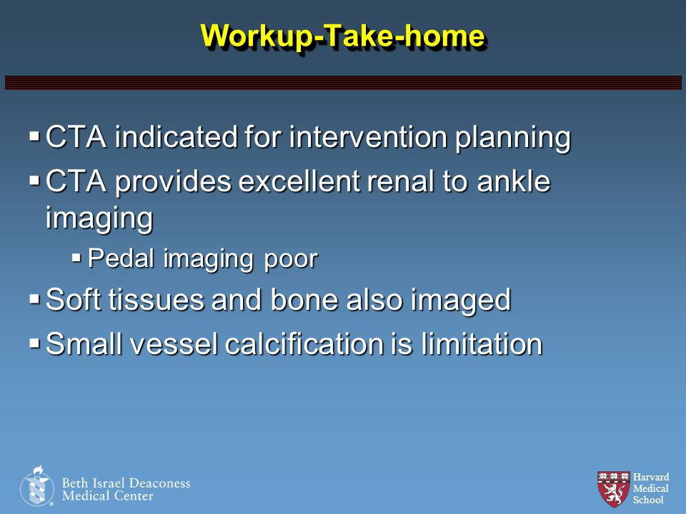 CTA indicated for intervention planning