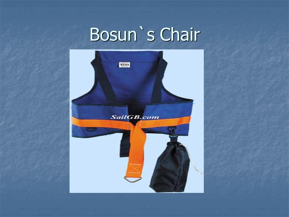 Bosun`s Chair