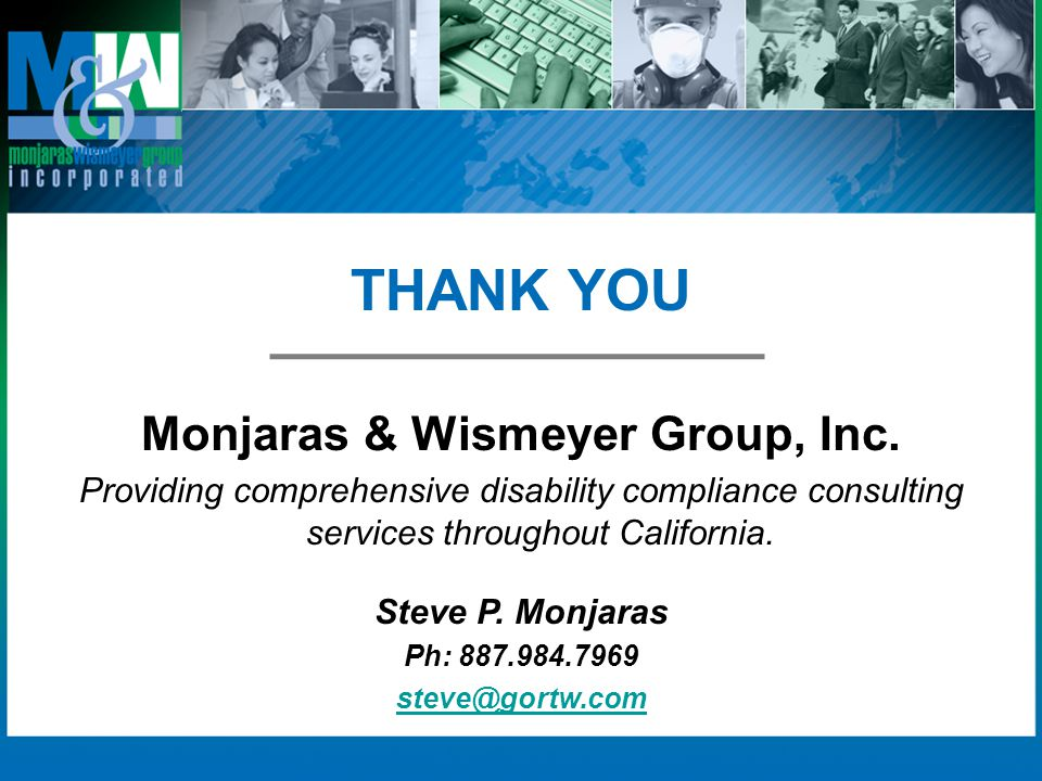 Monjaras & Wismeyer Group, Inc.