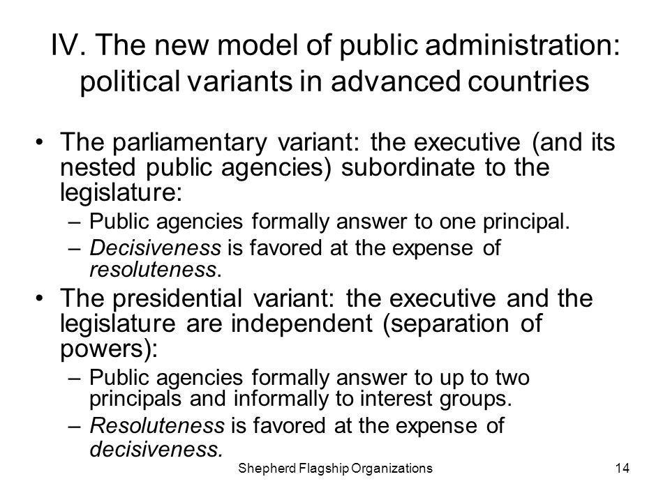 Shepherd Flagship Organizations