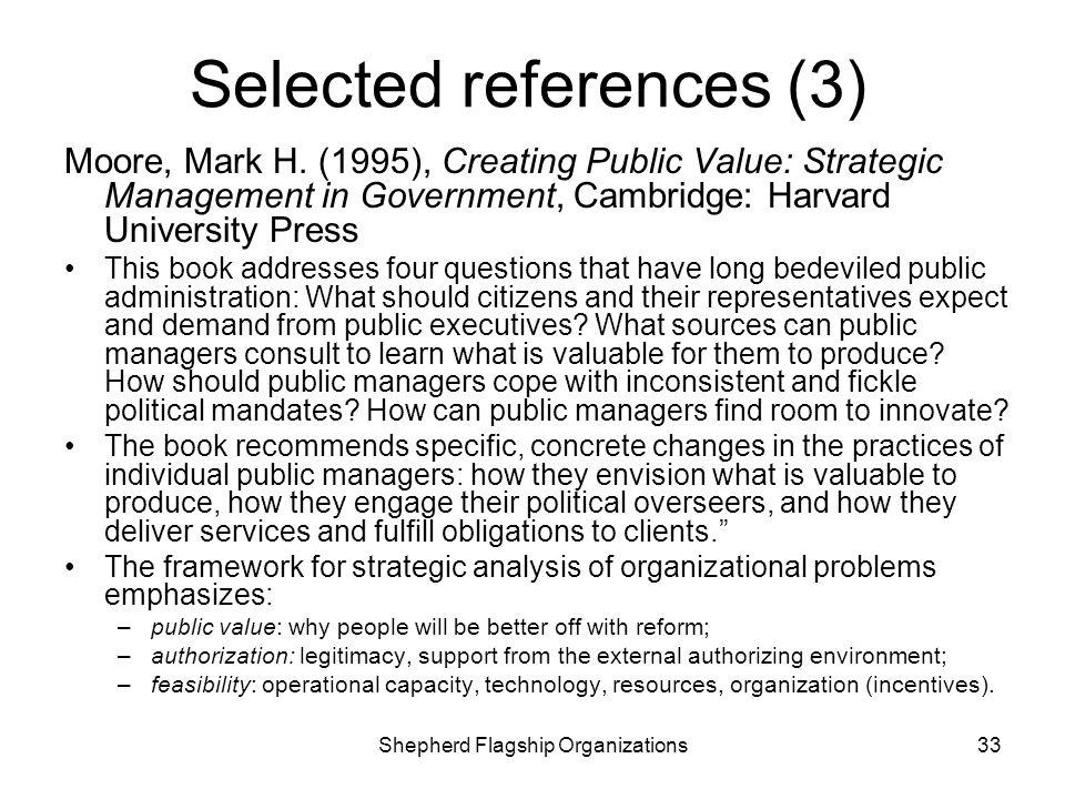 Selected references (3)
