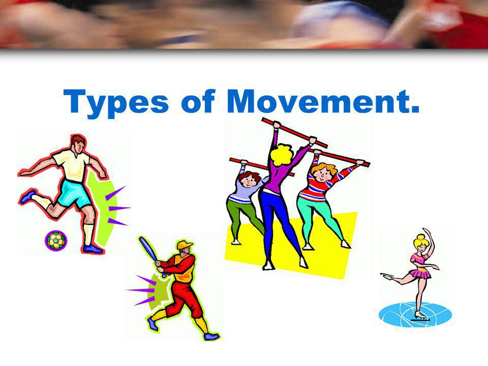 Types of Movement.