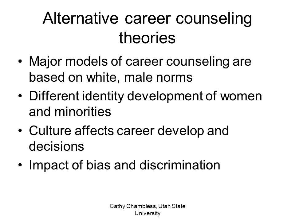 Alternative career counseling theories