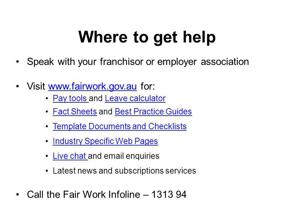 what is an employer association Useful links to unions and employer associations across numerous industries.
