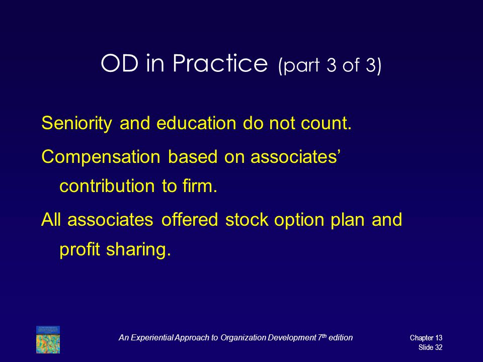 OD in Practice (part 3 of 3)