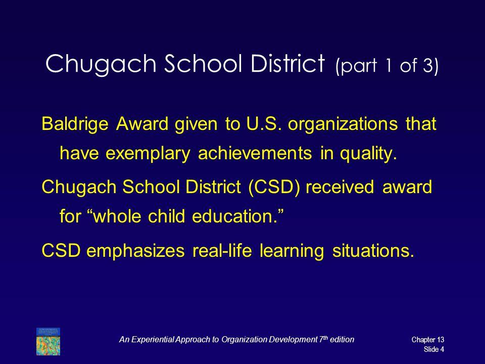 Chugach School District (part 1 of 3)