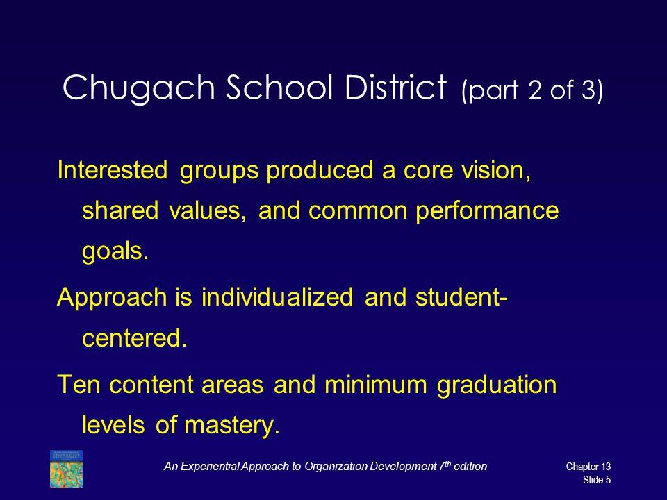 Chugach School District (part 2 of 3)