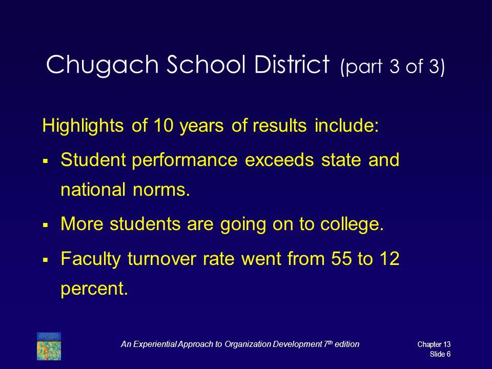 Chugach School District (part 3 of 3)