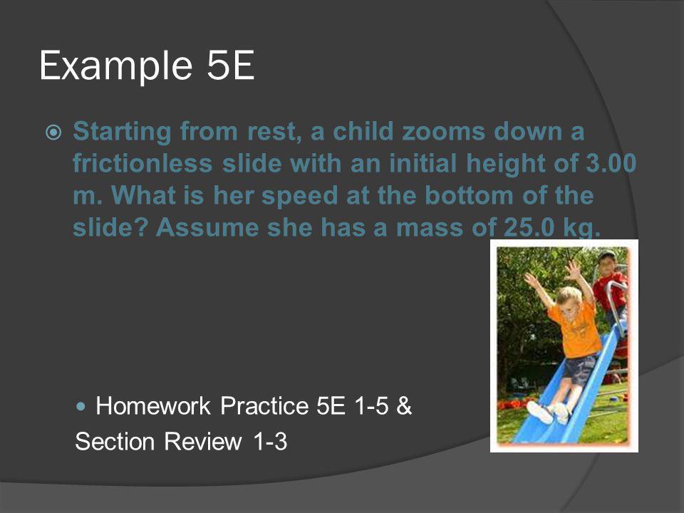 Example 5E