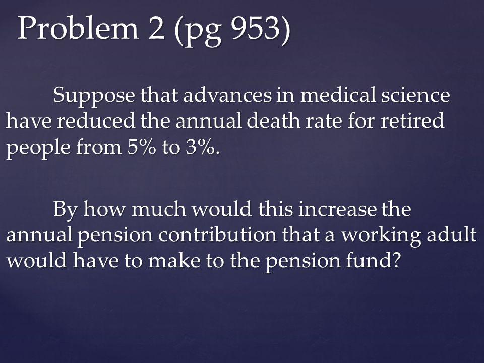 Problem 2 (pg 953)