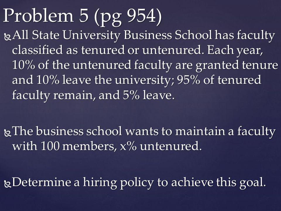 Problem 5 (pg 954)