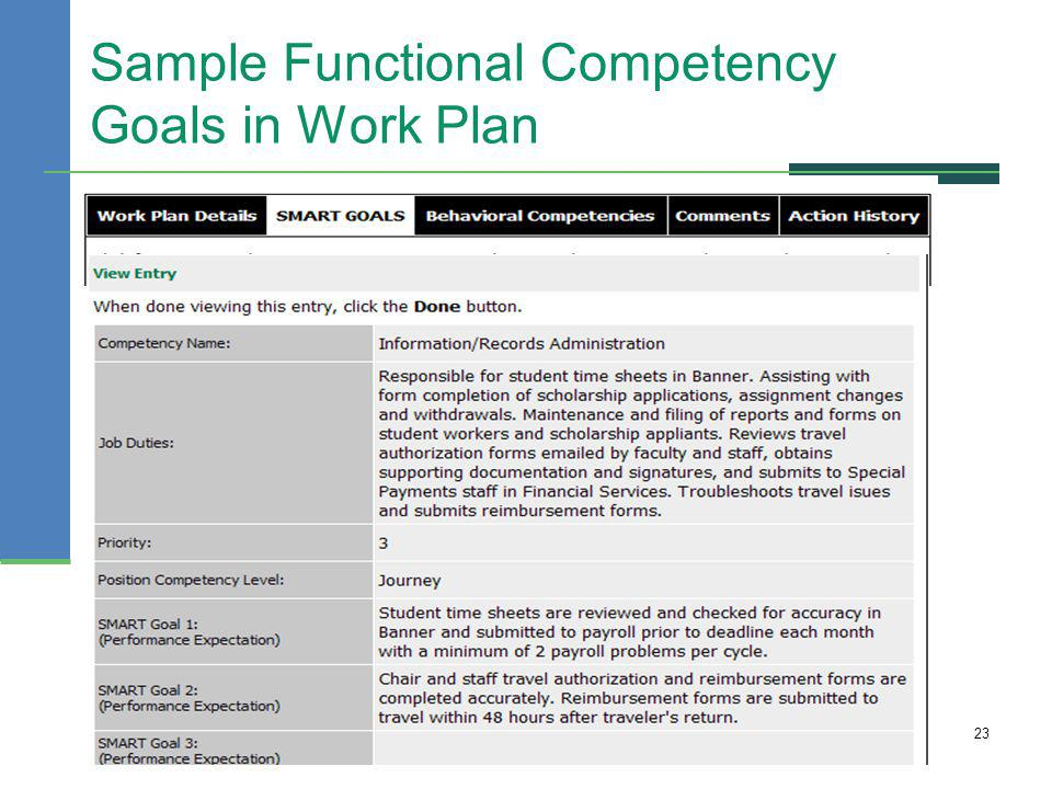 competency goal 4 Competency goal i to establish and maintain a safe, healthy learning environment 2 functional area : healthy candidate promotes good health and nutrition.