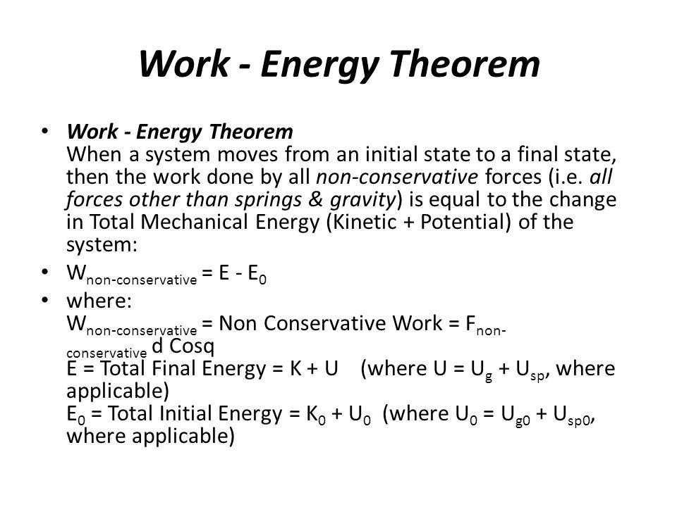 Work and the work-energy principle (video) | Khan Academy