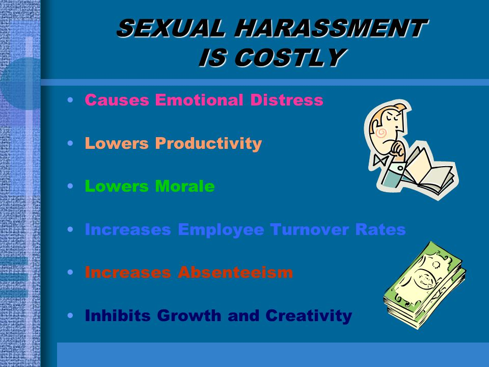 Causes of Sexual Harassment Essay - 500 Words