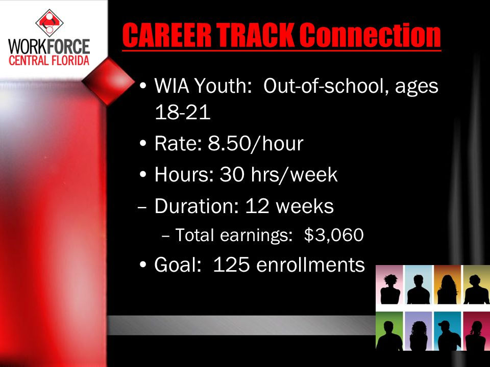 CAREER TRACK Connection