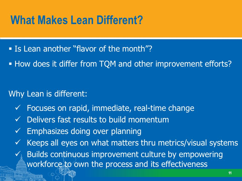 What Problems Can Lean Solve