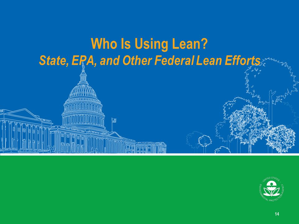 Who Is Using Lean and Six Sigma