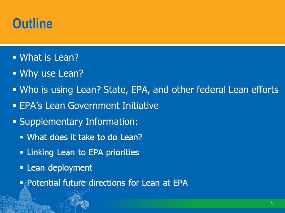 What Is Lean 2