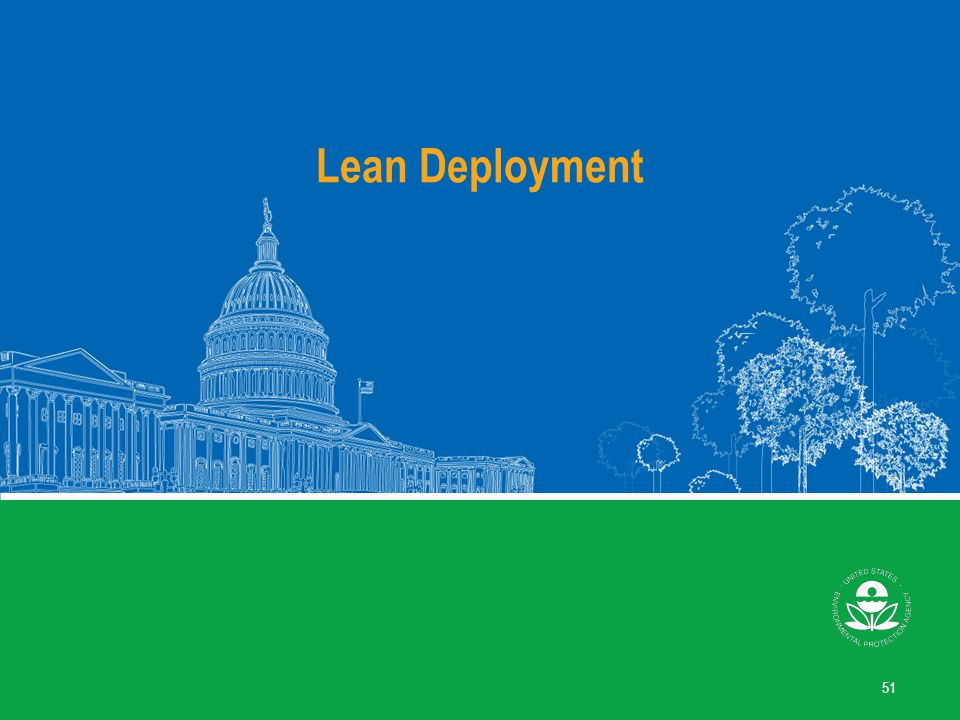 Lean Deployment Models