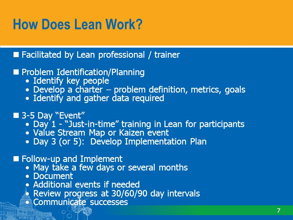 Why Use Lean 8