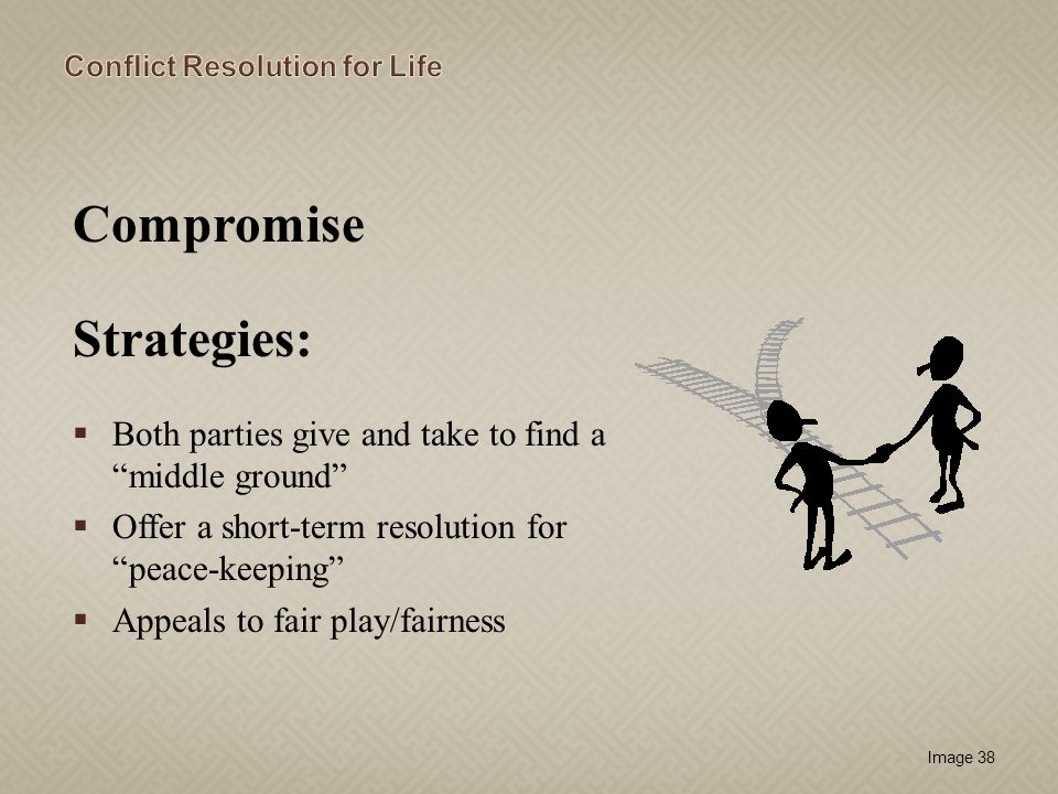 Compromise Strategies: