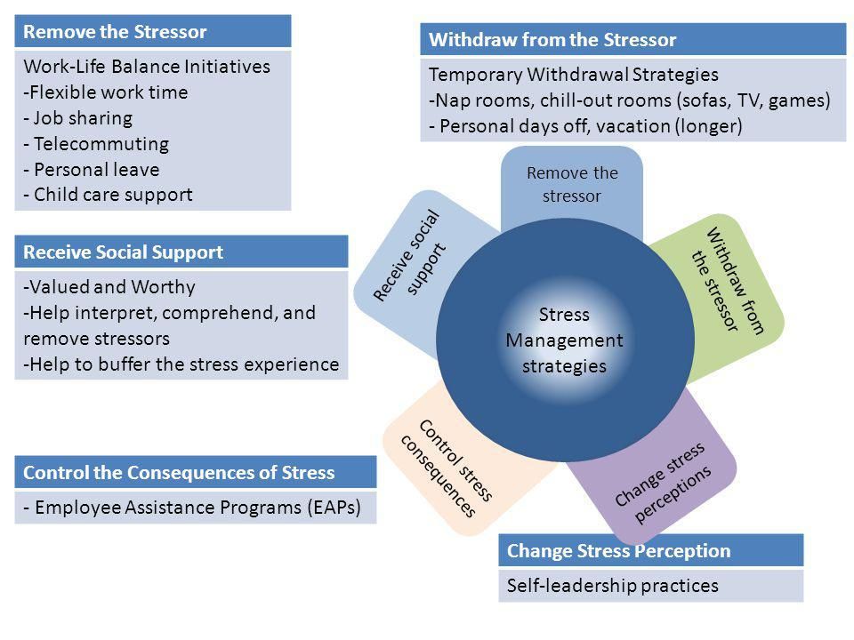 Work-Life Balance Initiatives Flexible work time Job sharing