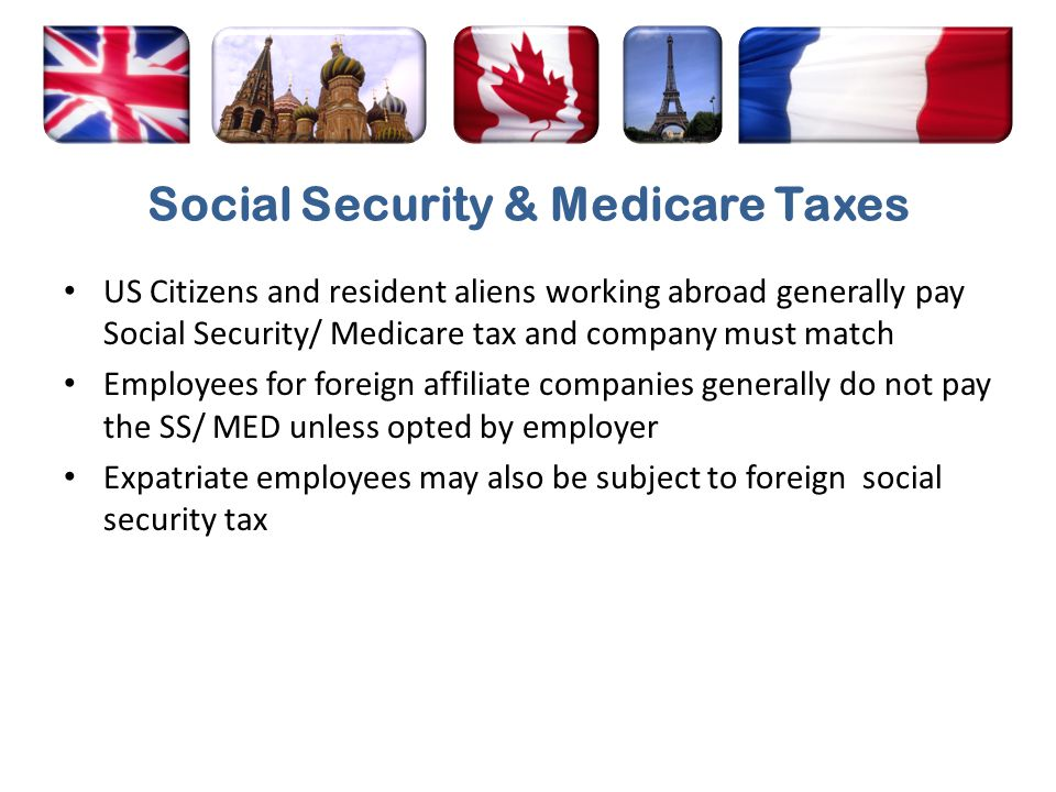 Social Security & Medicare Taxes