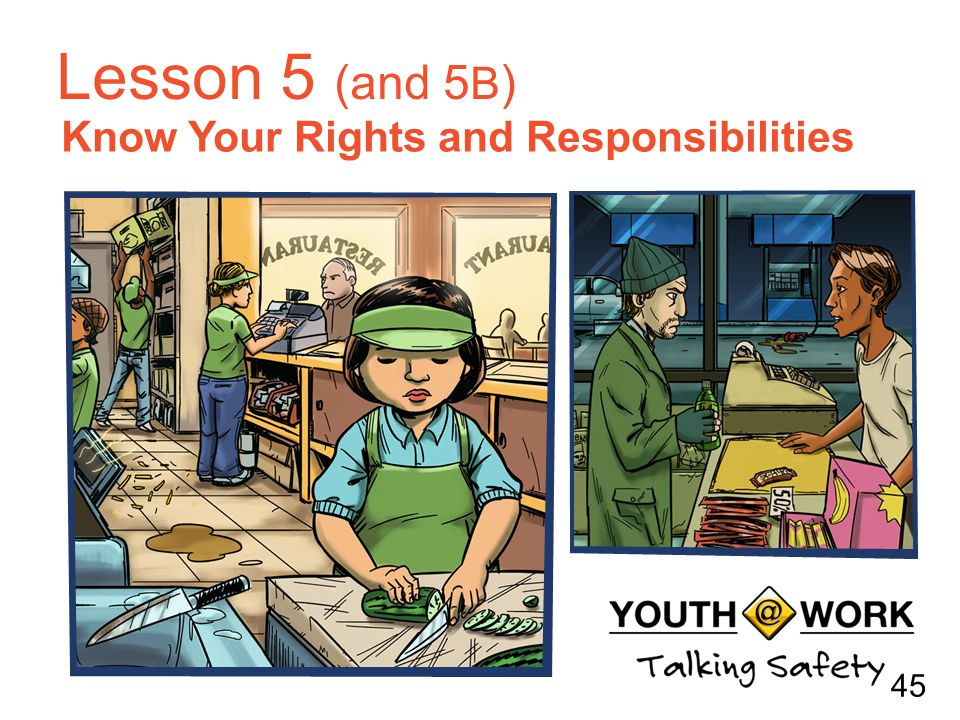 Know Your Rights and Responsibilities