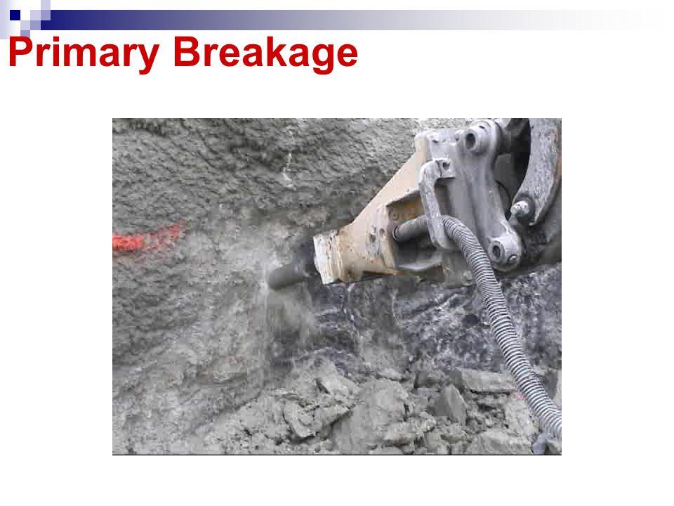 Primary Breakage