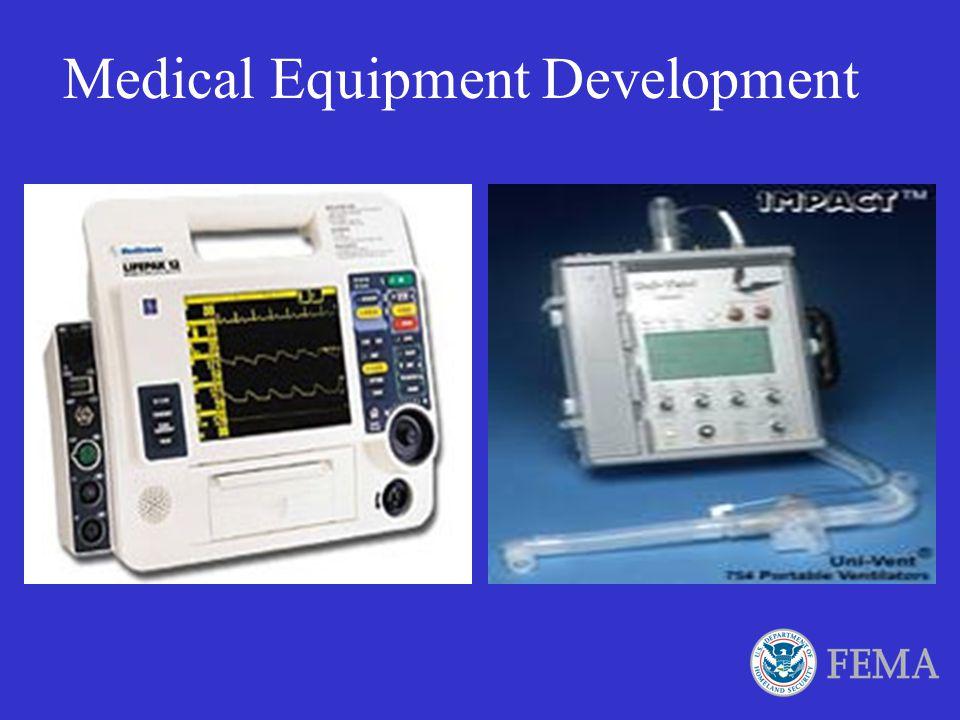 Medical Equipment Development