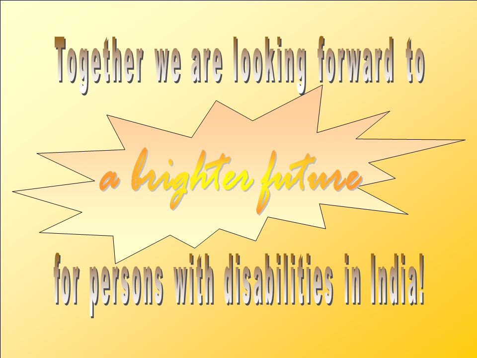 a brighter future Together we are looking forward to