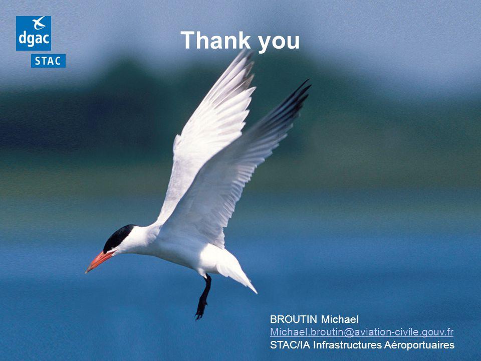 Thank you BROUTIN Michael Michael.broutin@aviation-civile.gouv.fr