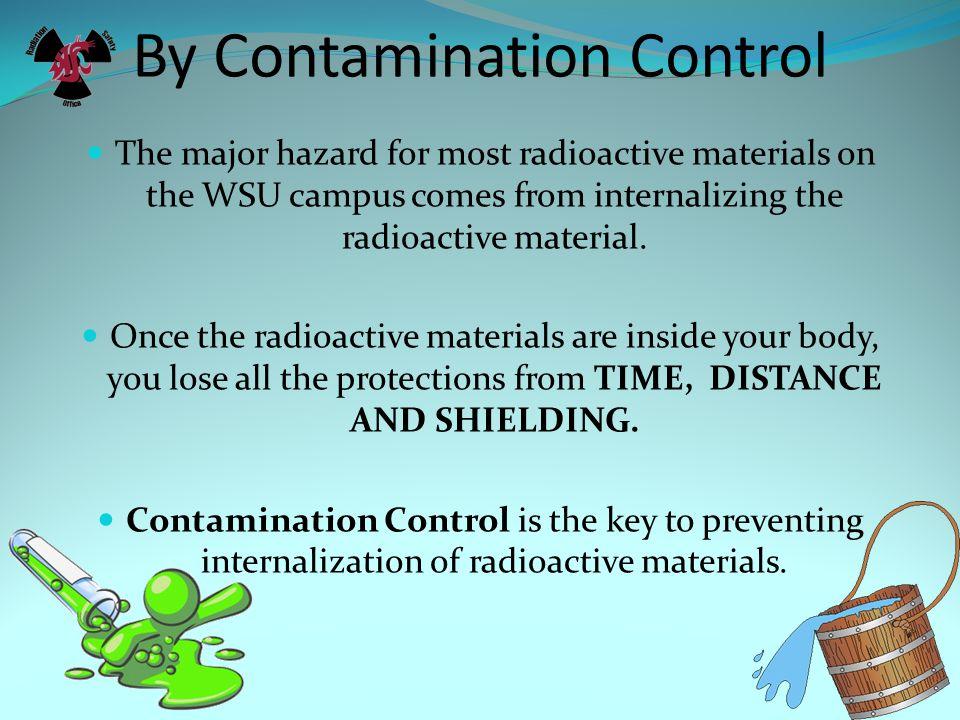 By Contamination Control