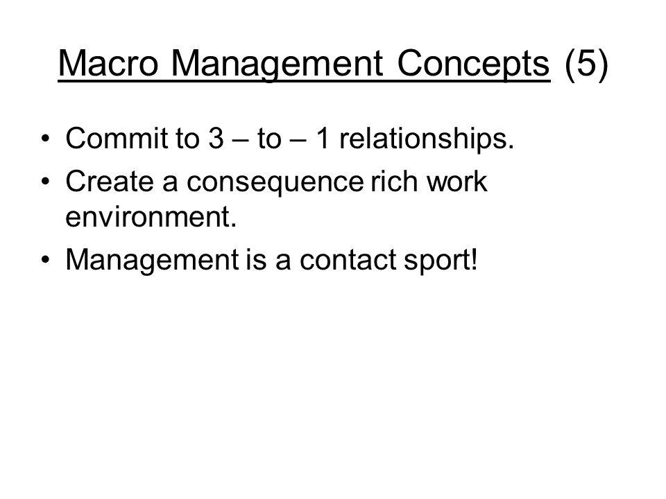 Macro Management Concepts (5)