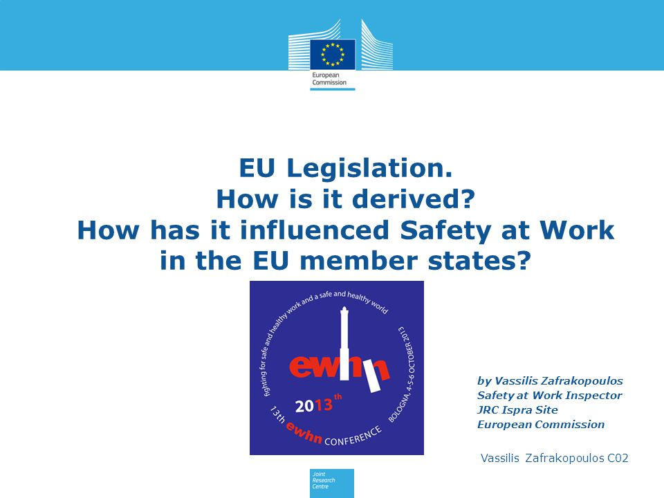 EU Legislation. How is it derived