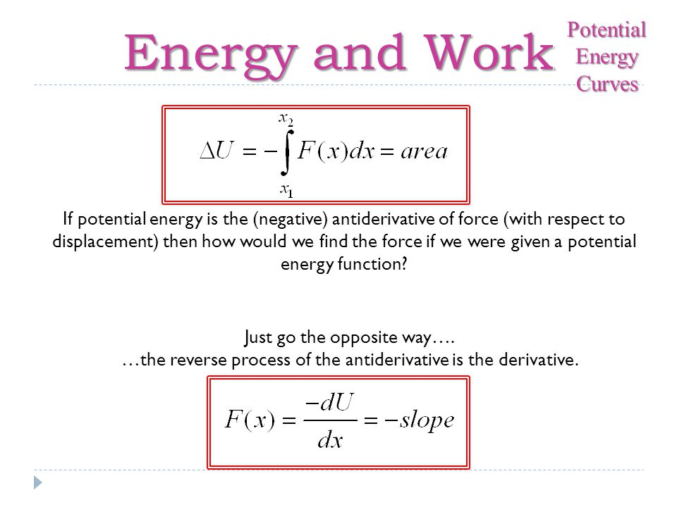 how to find work energy of a metal
